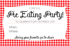 how to host a pie day party printable invites so festive pie party invitations