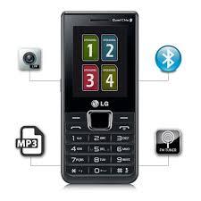Celular Desbloqueado LG A395 Preto Quad ...