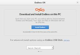 How do I install Endless OS alongside Windows? – Endless