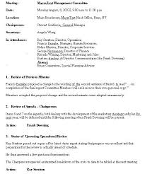 Sole Director Board Minutes Template Templates For Word 2003
