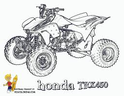four wheeler coloring pages. Delighful Wheeler Four Wheeler Coloring Pages 86 With In