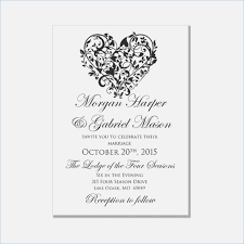 wedding invitations with hearts party and birthday invitation microsoft word wedding invitation