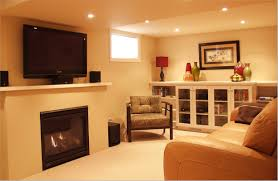 Small Picture Great Finished Basement Design Ideas For Modern House Decoori Com