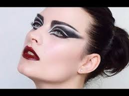 punk goth inspired siouxsie sioux makeup tutorial
