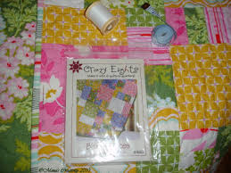 BABY CRAZY EIGHT PATTERN QUILT | Sewing Patterns for Baby & Crazy Eight Quilt Pattern Â« Gold Patterns. Free Patterns Adamdwight.com