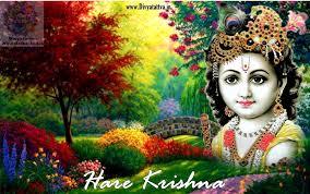 Baby Krishna Wallpaper Vrindavan lord ...