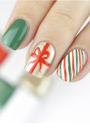 Christmas Hat Nail Design 27 Best Christmas Nail Art Design Ideas 2018 Festive