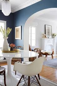 Accent Wall In Living Room remarkable accent wall living room dark blue and white wall color 5844 by xevi.us