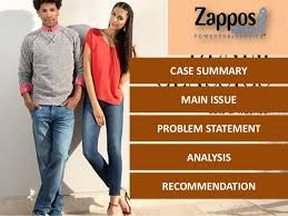 Zappos case study operations management    SlideShare