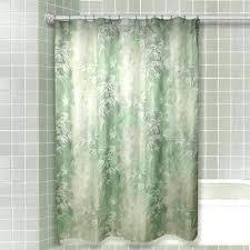 dark green shower curtain liner bathroom decor solid green shower curtain smlf full