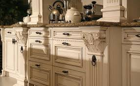 rustic white kitchens. Latest Rustic White Cabinets With Classic Distressed Kitchen Design Ideas Decors Kitchens A