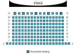 Village Theatre Seating Chart