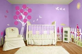 Decor  Baby Room Painting Ideas Unusual Baby Room Wall Decorating Baby Girl Room Paint Designs