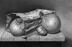 onions and garlic by roxy here is roxy s version of my onions and garlic drawing she did in my august 2018 still life