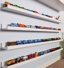 ribba toy car shelves
