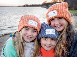 love your melon cuffed hat.  Your Love Your Melon Is On A Mission To Give Hat Every Child Battling  Cancer In America  Inhabitots With Cuffed Hat P