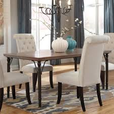 Tufted Dining Room Sets Ideas Ashley Dining Room Furniture 14664