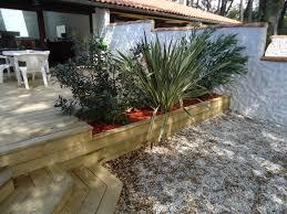 Amenagement Jardin Avec Bassin 12 Terrasse Bois Dans Les Landes