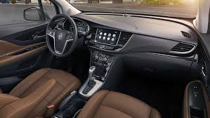 buick encore. 2018 buick encore compact luxury suv interior features 8