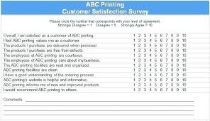 Customer Service Survey Template Free Sample Brand Questionnaire Is Created In The Minds Customer Template