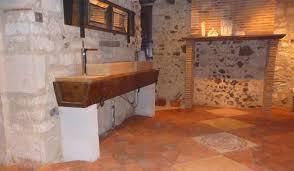 Bagni Esterni In Legno : Bagni mosaico muratura foto piano lavabo di amantea luigi