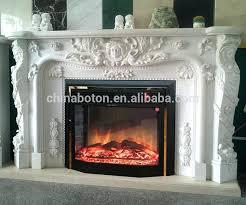 lexington electric fireplace mantel surround cabinet closeup chic electric fireplaces