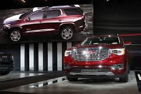 2018 chevrolet acadia.  2018 2018 gmc acadia throughout chevrolet acadia