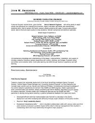 Cosy Network Engineer Resume Sample For Freshers Administrator Pdf