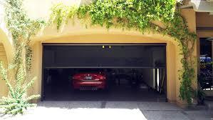 retractable garage door screensGarage Door Screen  ClearView Northern California