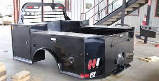 Utility Steel Truck Bed (GT) | PJ Truck Beds