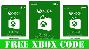 xbox 25 gift card generator