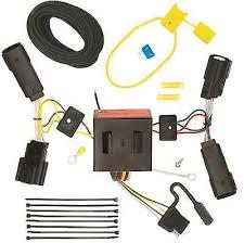 edge flex escape oem genuine ford trailer towing wiring harness kit trailer wiring harness kit for 13 16 ford escape all styles plug play t
