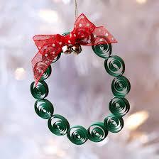 Christmascraftskidstreeornamentspastasilverstar Christmas Tree Ornaments Crafts