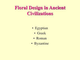 history of floral design powerpoint ppt history of floral design powerpoint presentation id 1725512