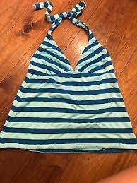 Mossimo Bathing Suit Size Chart Mossimo Target Swimsuit Tankini Top Womens S Small Halter