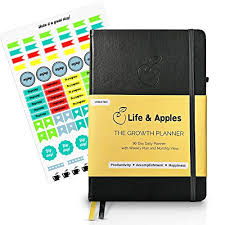 Goal Planner With Gratitude Journal Best Daily Planner To Hit Your