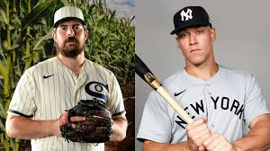 The chicago white sox defeated the new york yankees, 9 to 8, late thursday at an iowa cornfield that was transformed into a field of. Field Of Dreams Game Mlb Unveils Uniforms Stadium For White Sox Vs Yankees In Iowa Cbssports Com