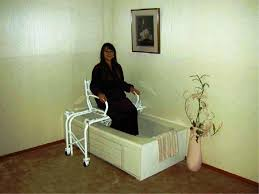 image of bathtub chairs for handicapped