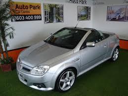 Used 2006 Vauxhall Tigra 1.8i 16v (a/c) Exclusiv Cabriolet 2d ...