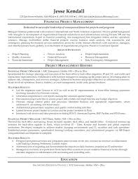 Resume Examples For Managers Project Manager Resume Resume Samples ...