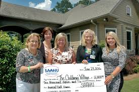 SAAHU Raises Funds for The Children's Village - Christian City