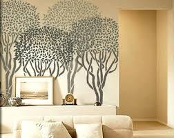 tree stencil for wall topiary tree stencil tree stencil wall painting