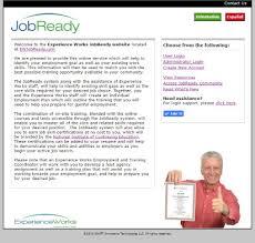 Ew Jobready Lite Home Page