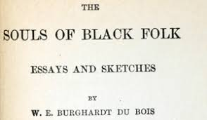 to books that shaped america exhibitions library  enlarge w e burghardt du bois the souls of black folk essays