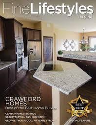 finelifestyles lifestyles summer 2018 volume 6 issue 2 regina crawford homes best