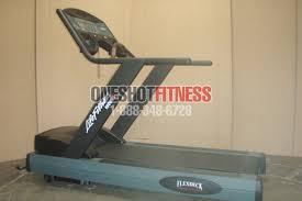 photos of treadmill life fitness 9500hr