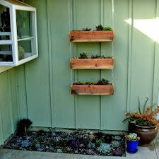 how to build a hanging planter box beautiful diy hanging wood planter boxes wall with chains