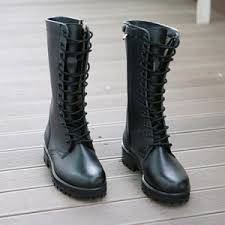 Image result for leather boots made out of cow