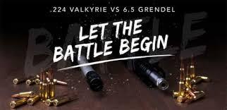 224 Valkyrie Vs 6 5 Grendel The Ultimate Battle Of 1 000