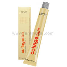 Lakme Collage Hair Color Chart Lakme Collage Clair Superblonding Color Creme 1 2 60ml